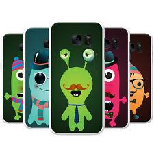 Funny Freak Hipster Trendy Monsters Hard Case Phone Cover for Motorola Phones