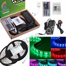5M 300 RGB LED LIGHTING UNDER BED BEDROOM IDEAS LIVING ROOM LIGHTS STRIP PARTY