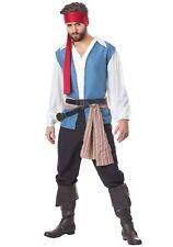 Plus Size Men's Sparrow Pirate Costume