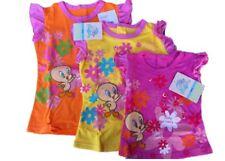 Abbigliamento prima infanzia T-shirt Jersey girl Looney Tunes PS 13474