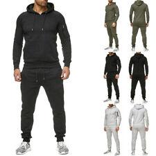 Reslad Herren Jogginganzug Trainingsanzug Sport Jogging-Hose+Sweatshirt RS-5071