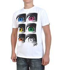 Lost intensa Manga Corta Camiseta en Blanco
