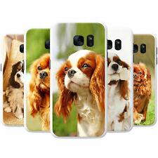 Cavalier King Charles Spaniel Dog Hard Case Phone Cover for Samsung Phones
