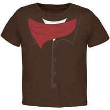 Halloween Cowboy Gunslinger Costume Toddler T Shirt