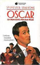 Oscar. Un fidanzato per due figlie (1991) VHS 1a Ed.