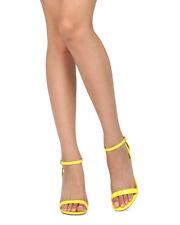 New Women Wild Diva Adele-94 Open Toe Stiletto Ankle Strap Sandal