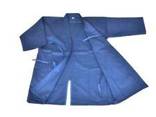 Phoenix Kendo Jacke blau. 160cm-200cm. 100% Baumwolle. Oberteil. kurze Ärmel.