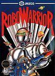 Robo Warrior Jaleco NES Nintendo Cartridge Only Free Shipping