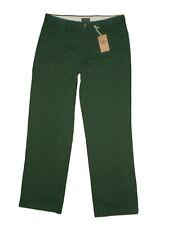 Dockers D3 Classic Fit Kelly Green Mens Flat Front Khaki Pant Size 32 40 New $58