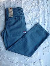 levi's mens pants Wide Leg Chino - Hampton Bay***WLC-D***
