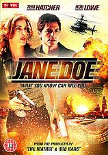 Jane Doe [2001] [DVD], Very Good DVD, Rob Lowe, Teri Hatcher, Kevin Elders