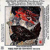 MICHIHARU MATSUNAGA: CONSTELLATIONS OF TIME; MARSHALL OCKER: GETTYSBURG JULY 1,