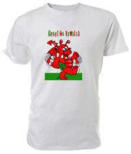 Welsh Dragon T Shirt, Baby Dragon-elección del tamaño y colores.