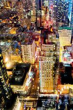 Fensterbild New York Fensterfolie Folie wiederablösbar - Made in Germany -