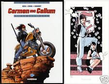 CARMEN MC CALLUM  T4    BD + EX-LIBRIS  DURANGO