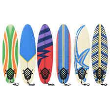 vidaXL Planche de Surf 170 cm Paddle de Surf Sport Nautique Voile Multicolore