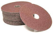 """5"""" x 7/8"""" Aluminum Oxide Resin Fiber Disc - 200 Pack"""