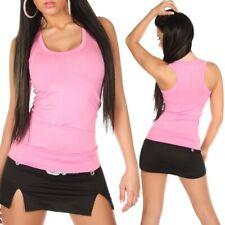 Sexy Soft Cotton Summer Tee Vest Tank Top