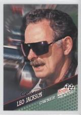 1994 Finish Line Racing #54 Leo Jackson Card