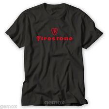 Firestone Tires T-Shirt Sz S - 5XL