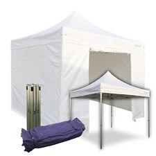 Tenda gazebo impermeabile professionale ad apertura e chiusura rapida da 3x3 mt.