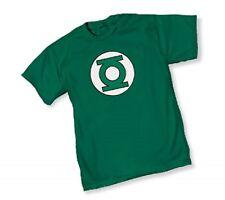 DC GREEN LANTERN Logo Symbol - GREEN ADULT Licensed T-Shirt  S-XXL