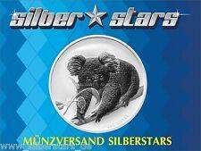 Australien Silber Koala 1/2  Unze Oz Silber 2010 selten TOP ANLAGE