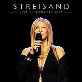 FREE US SHIP. on ANY 2 CDs! NEW CD Streisand, Barbra: Streisand: Live In Concert