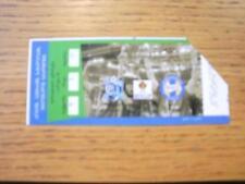 29/07/2004 Ticket: Dinamo Tbilisi v BATE Borisov [UEFA Cup] (Folded). No obvious