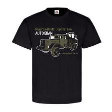 Magirus-Deutz Jupiter Autokran 6x6 Bundeswehr Kran LKW 4-t - T Shirt #25683