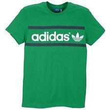 Adidas Originals Heritage Logo T-Shirt Fairway Men's Medium Large XL BNWT!