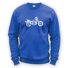 Virago Sweater-x8 Colores-Cruiser Motocicleta V-Twin 250 750 1000 1100