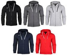 Nike Mens Hoodie Full Zip Jacket Hooded Top Hoody Fleece