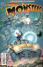 US comic pack i Hunt Monsters vol 1 1-9 + vol 2 #1 SPX
