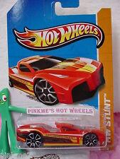 Case A 2012 i #13 Hot Wheels HYPERTRUCK∞RED∞2013 HW STUNT∞