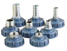 1000L IBC water tank heavy duty BSP adaptor valve Garden Hose Adapter Fittings
