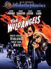 The Wild Angels - Peter Fonda, Nancy Sinatra, Bruce Dern - New Sealed DVD