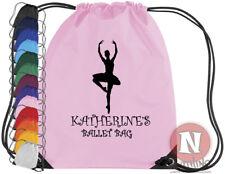bailarina bolsa elástico gym colegio gimnasia bailar Zapatillas Ballet Bailarina