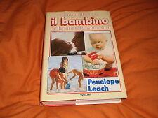 p. leach come allevare il bambino dalla nascita a 6 anni ,varia club 1984