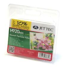 H920XL Magenta High Capacity Remanufactured HP Printer Ink Cartridge HP920XL