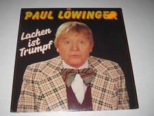 LP/PAUL LÖWINGER/LACHEN IST TRUMPF/MCP 530601/SEALED NEU OVP