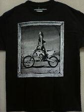 "Hustler Men's T-Shirt ""Old Photo"" Size S to XL, Black"