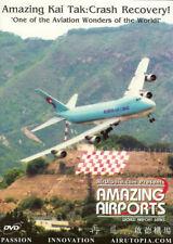 Kai Tak Hong Kong Airport Crash Recovery DVD
