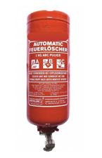 2kg Automatik Pulver Feuerlöscher Löschanlage Automatic Boot Auto
