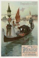 Vintage French Posters: De Paris a Venise - Les Maitre de l'Affiche - 1899