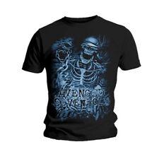 Avenged Sevenfold Chained Skeleton Rock Metal ufficiale Uomo maglietta unisex