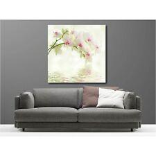 Quadro tela orchidea bianco 54438706