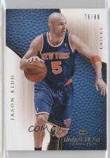 2012 Panini Immaculate Collection #66 Jason Kidd New York Knicks Basketball Card