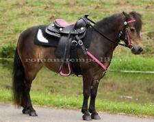 Sella Western Pony Shetland completa