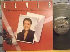 ELVIS ~ Memories of Christmas ~ 1982 LP EX/M-